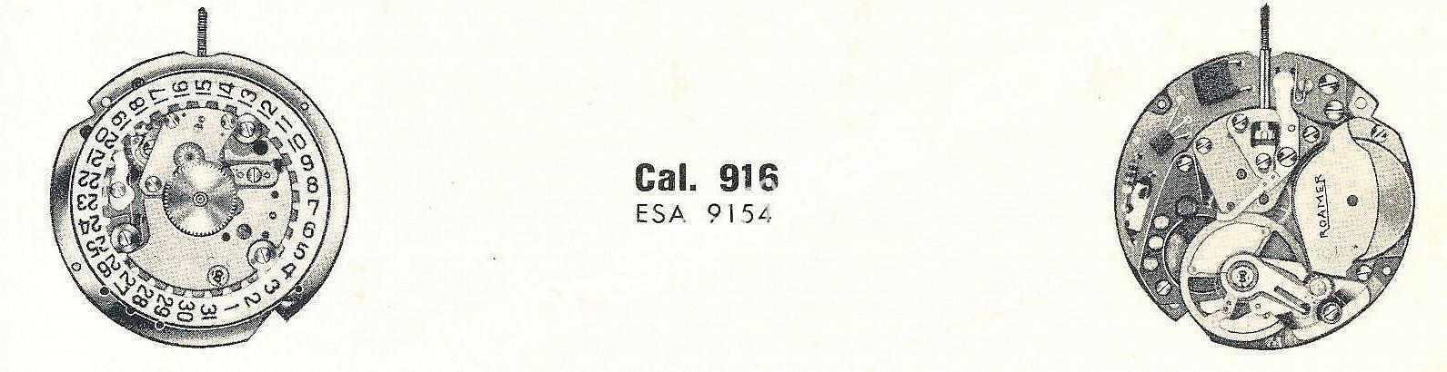 Roamer MST 916