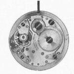 Baumgartner BFG 866 cal watch movement
