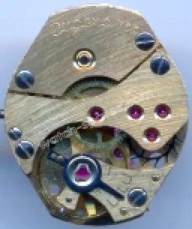 Bifora 68 CLD watch movements